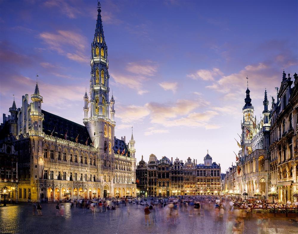 Grote Markt, Bruselas