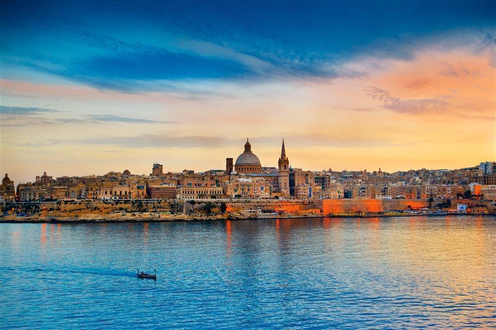 Malta, arte e historia bajo el sol mediterráneo
