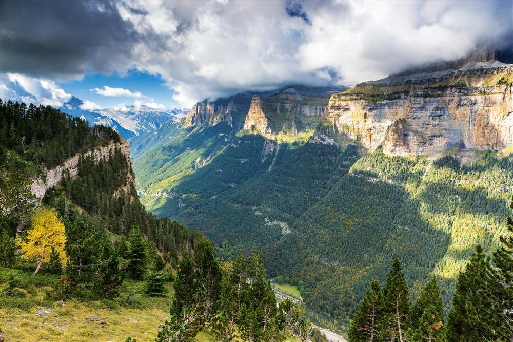 Resultado de imagen de parque nacional de ordesa y monte perdido