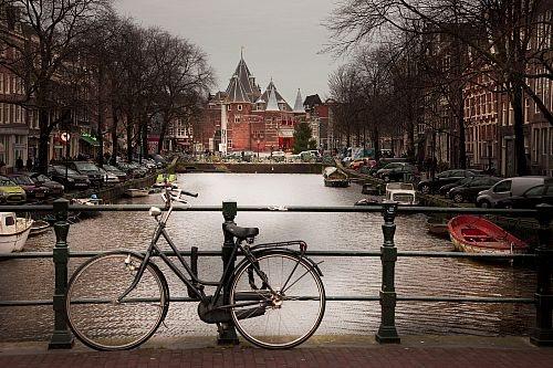 HEMIS 1721636. Ámsterdam y las bicicletas