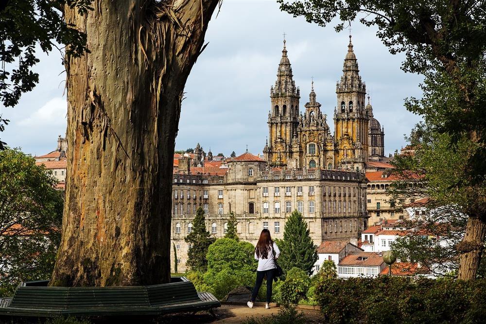 De Santiago De Compostela A Finisterre