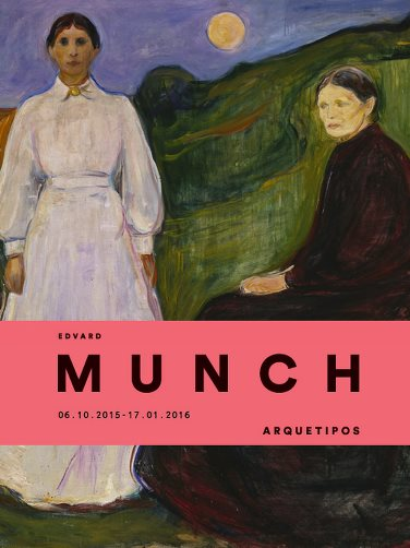 revista interactiva. Munch en Madrid