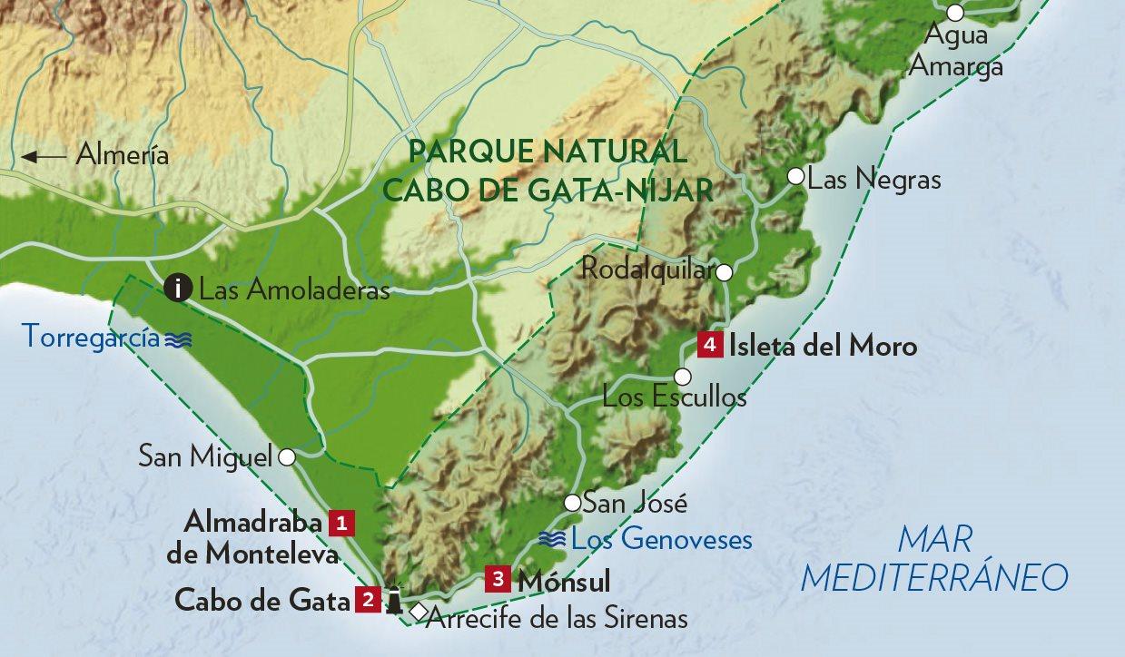 18 Fotos De Cabo De Gata