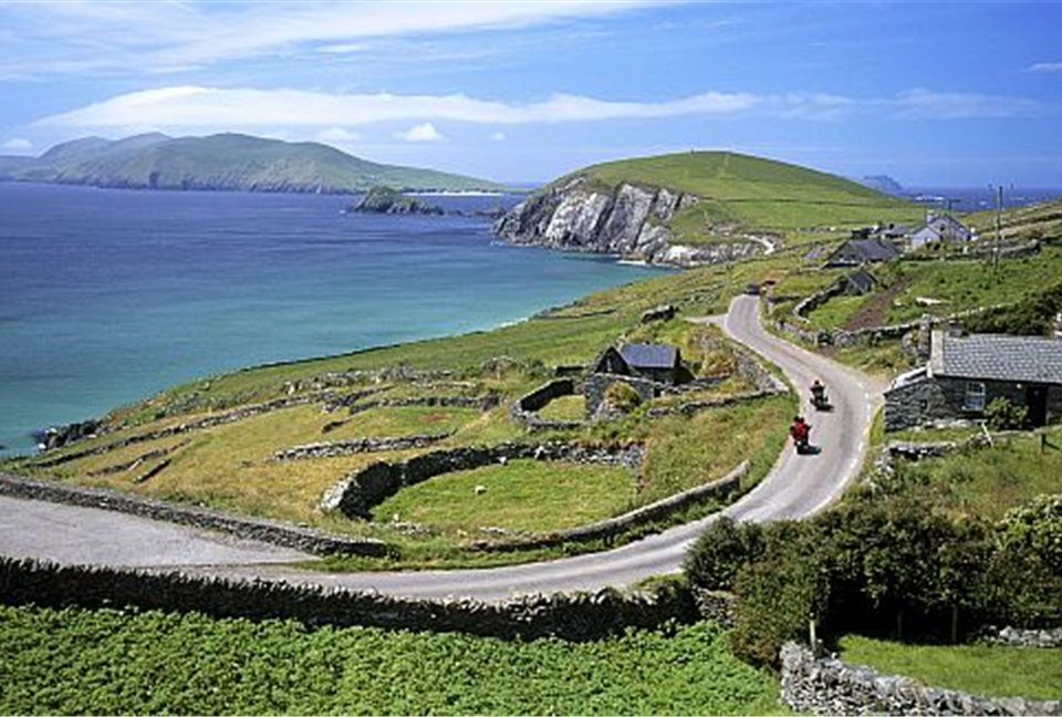 Península de Dingle, Irlanda