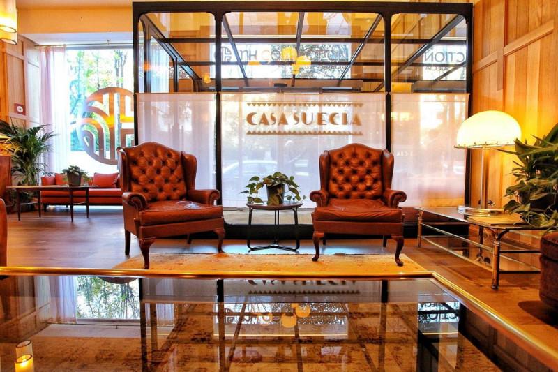 El Hotel Suecia De Madrid Donde Durmieron Hemingway Y Che