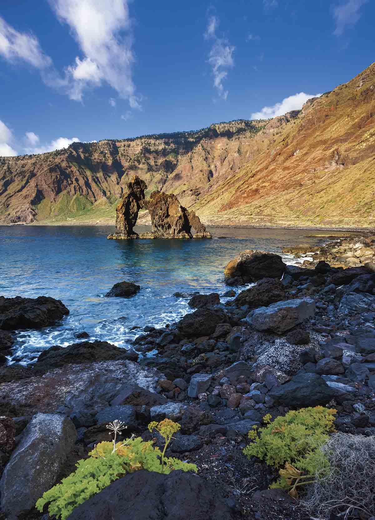 El Hierro Un Edén En Las Islas Canarias