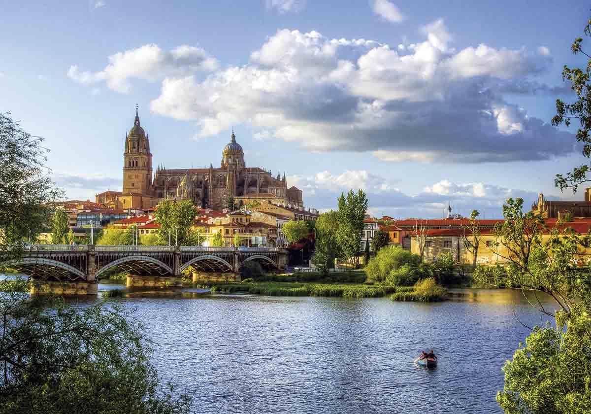Escapada urbana a Salamanca