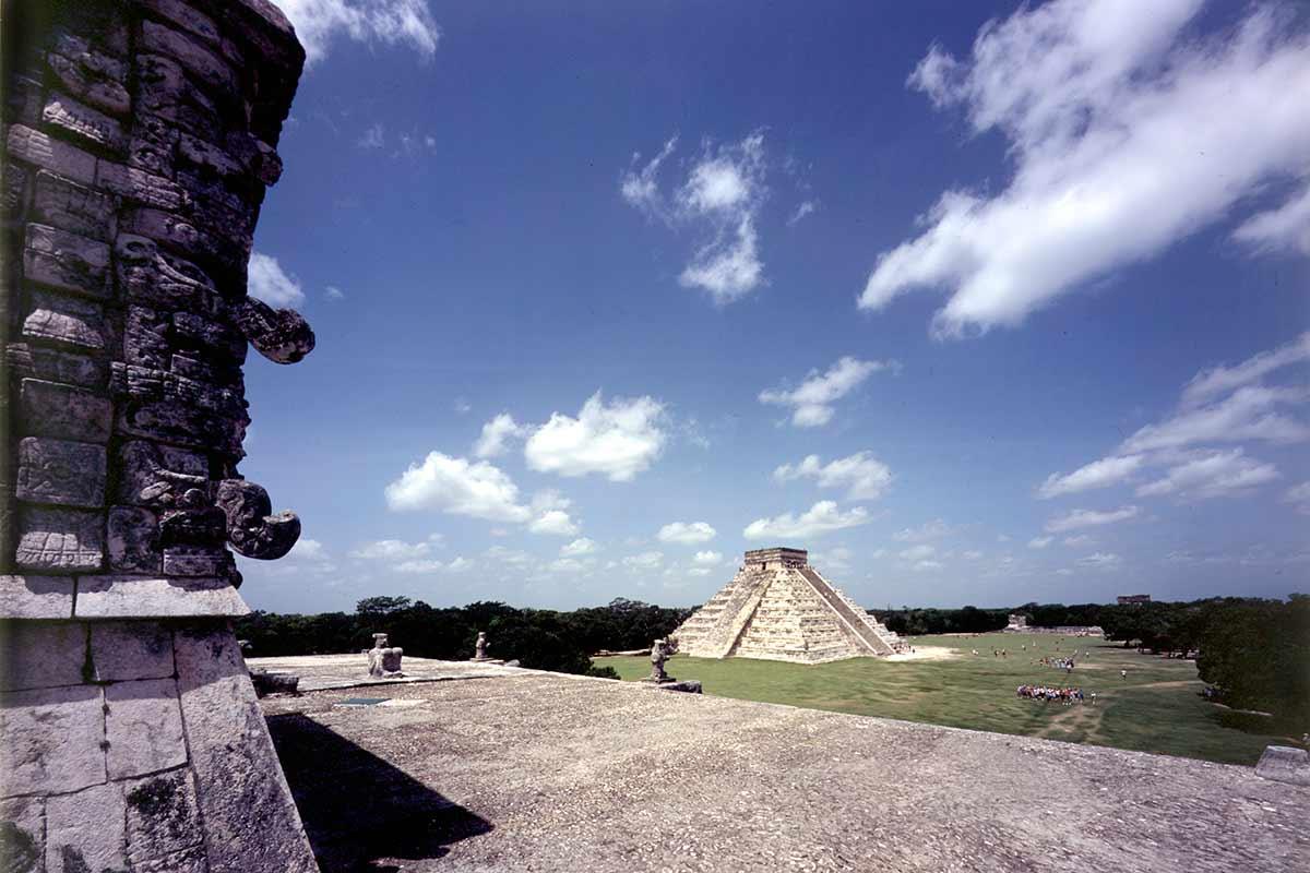 Chichen-Itzá-112. Chichen Itzá
