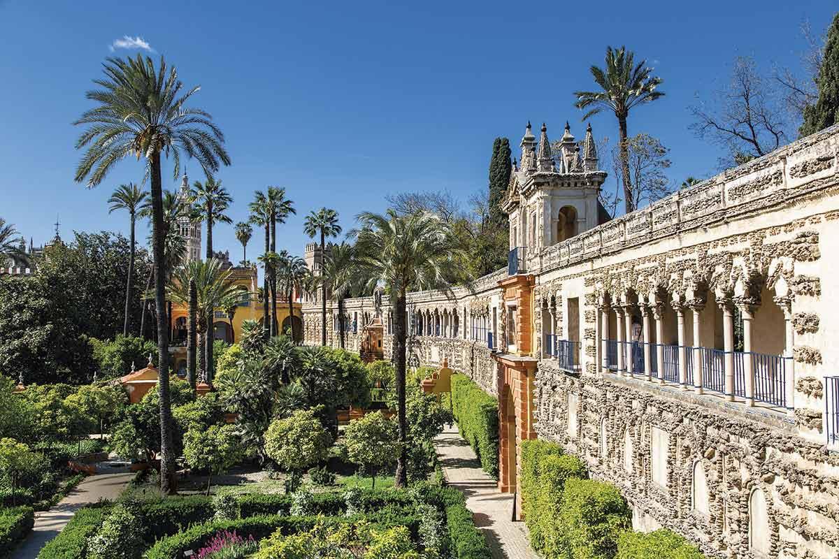 GettyImages-521253754. Jardín del Mercurio, Reales Alcázares