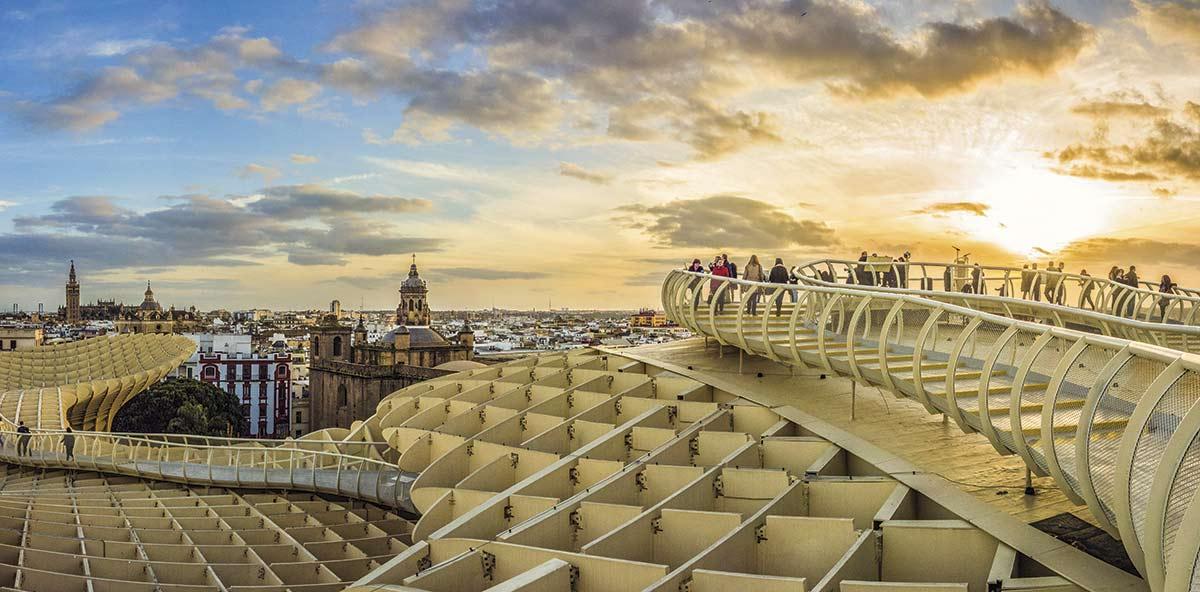 Pixelin-Pictures---Sevilla. La Sevilla del siglo XXI