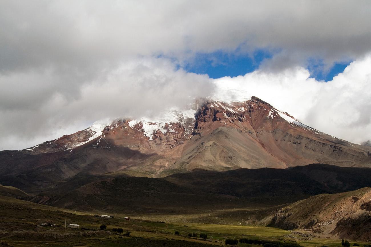 chimborazo. Chimborazo, Ecuador