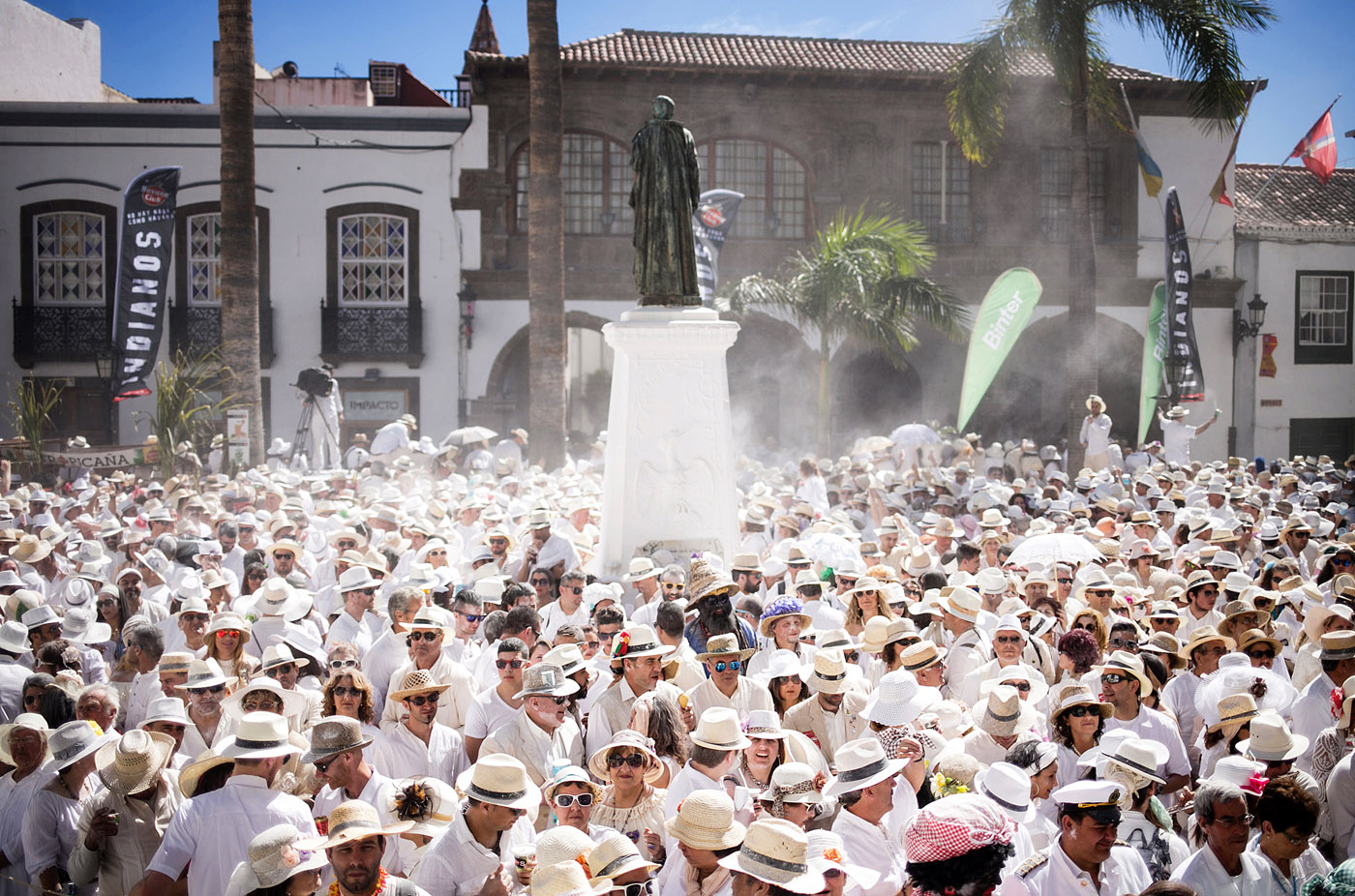 Calendario Carnaval 2020 Las Palmas.El Dia De Los Indianos En La Palma