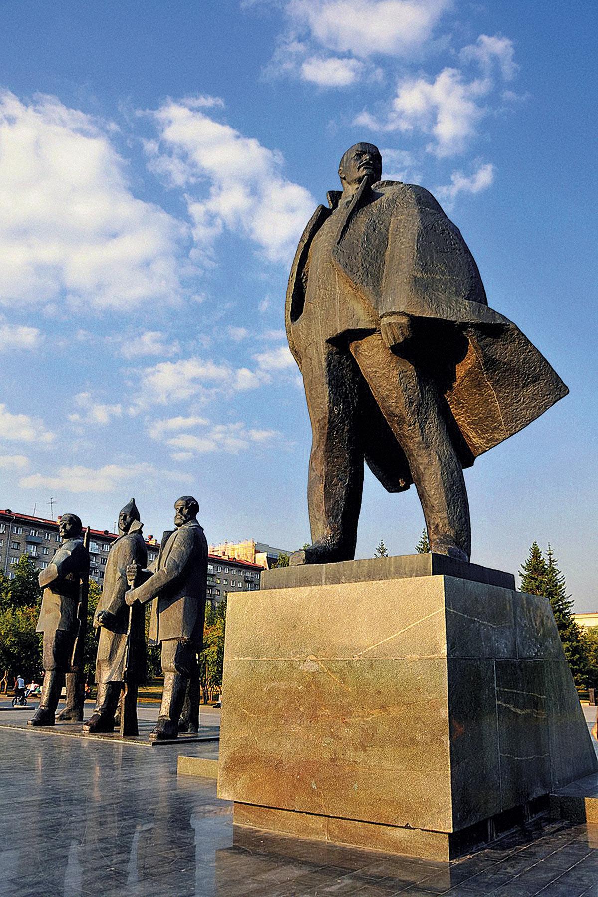 transiberiano-lenin. Novosibirsk