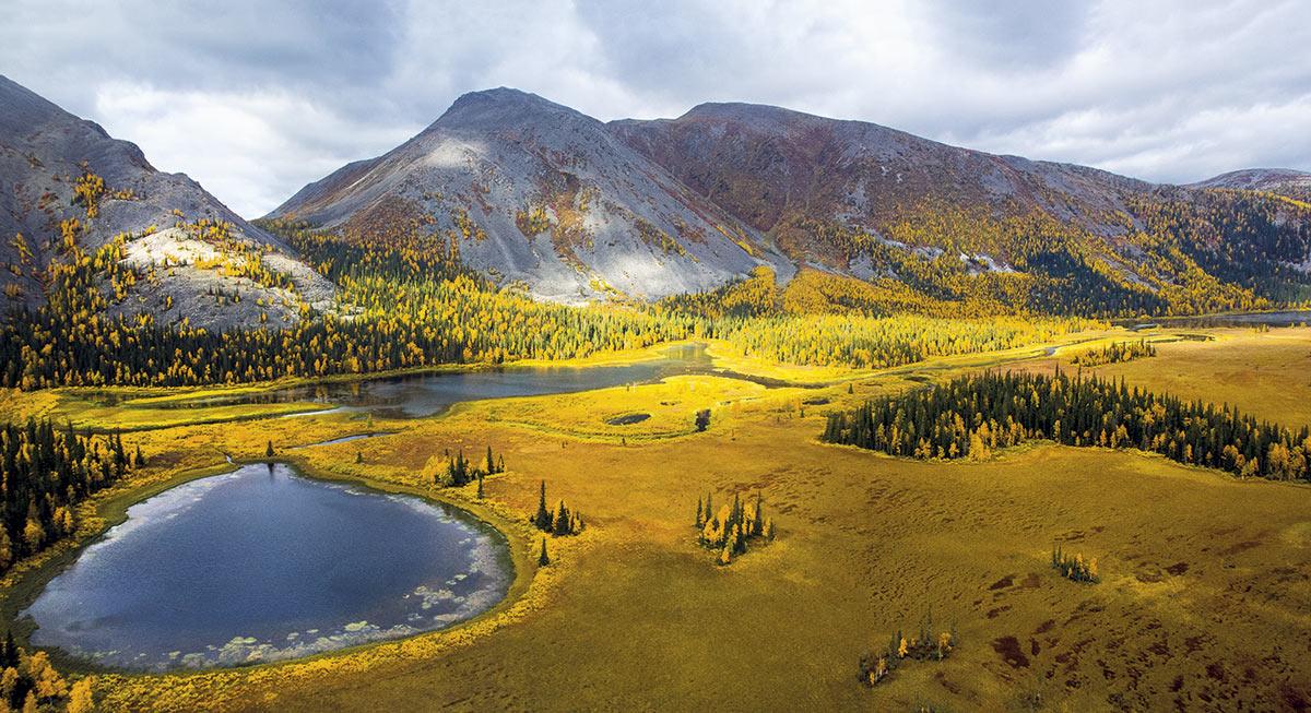 transiberiano-montes-urales. Montes Urales