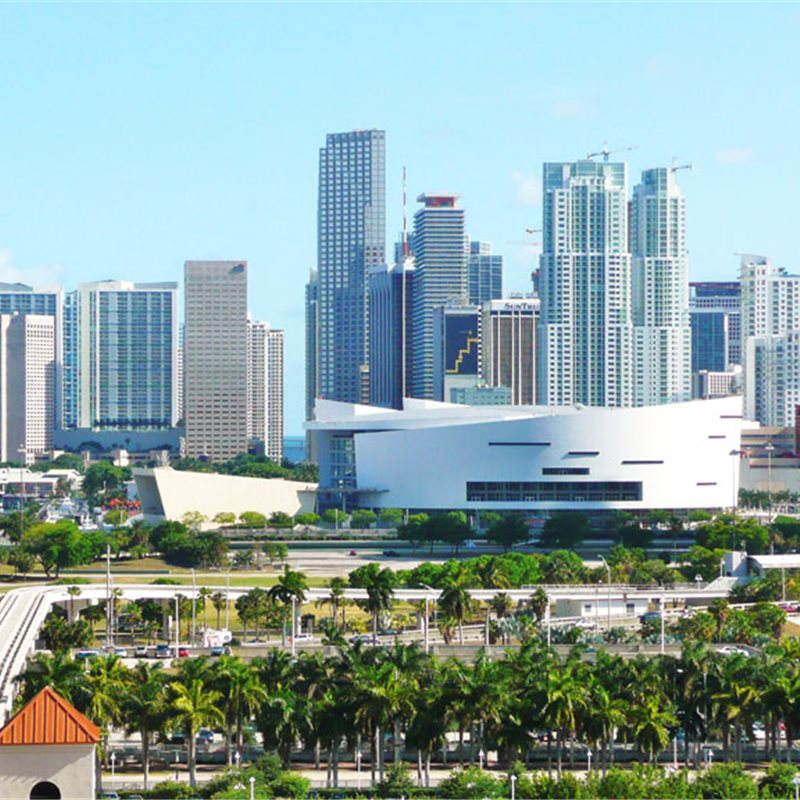 Central Downtown Miami 2009