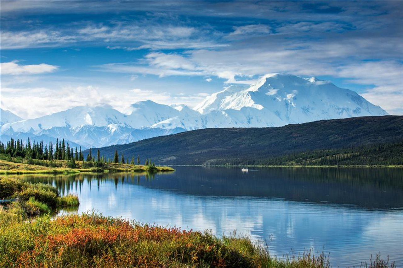 Alaska Wonder Lake HR 6000px