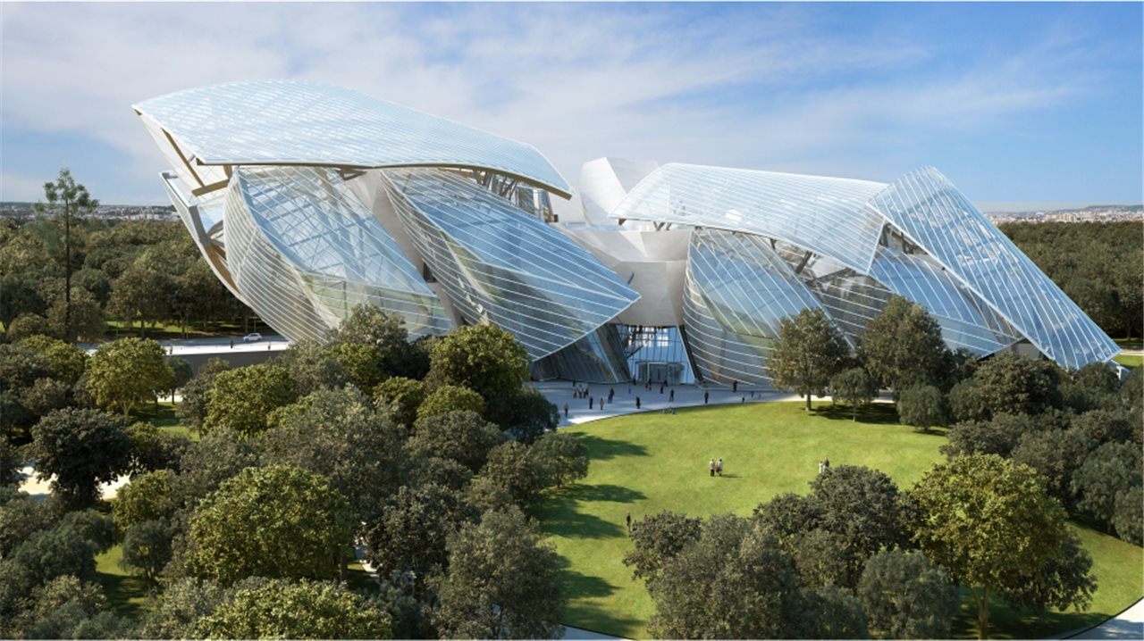 París, Fondation Louis Vuitton