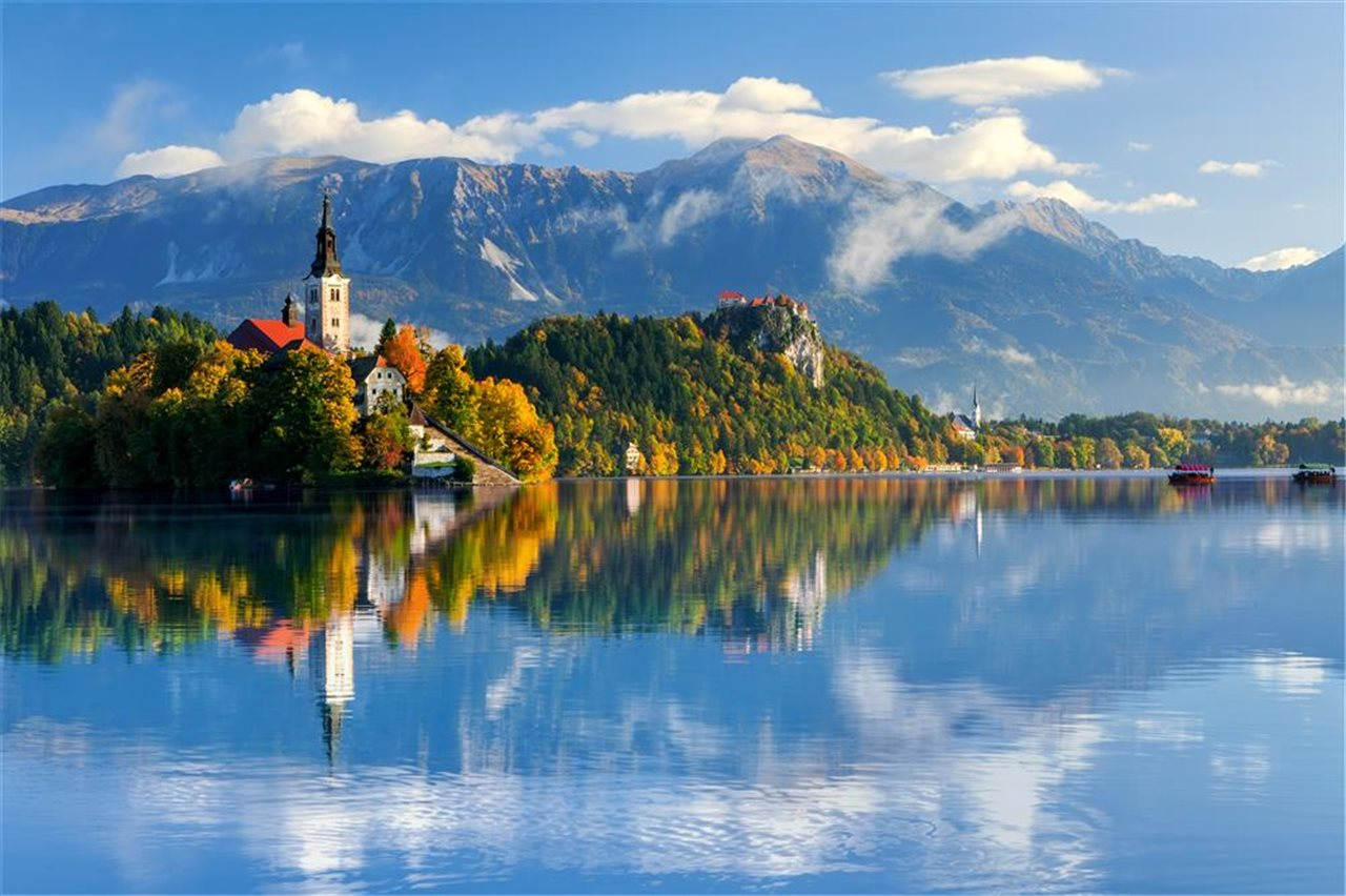 Samonigg Reinhold Morning in Bled