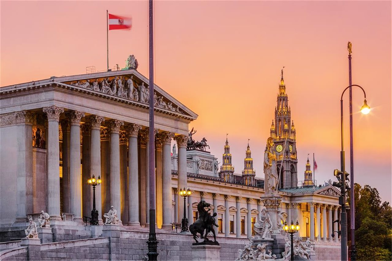 vienna parliament city hall highres oeser