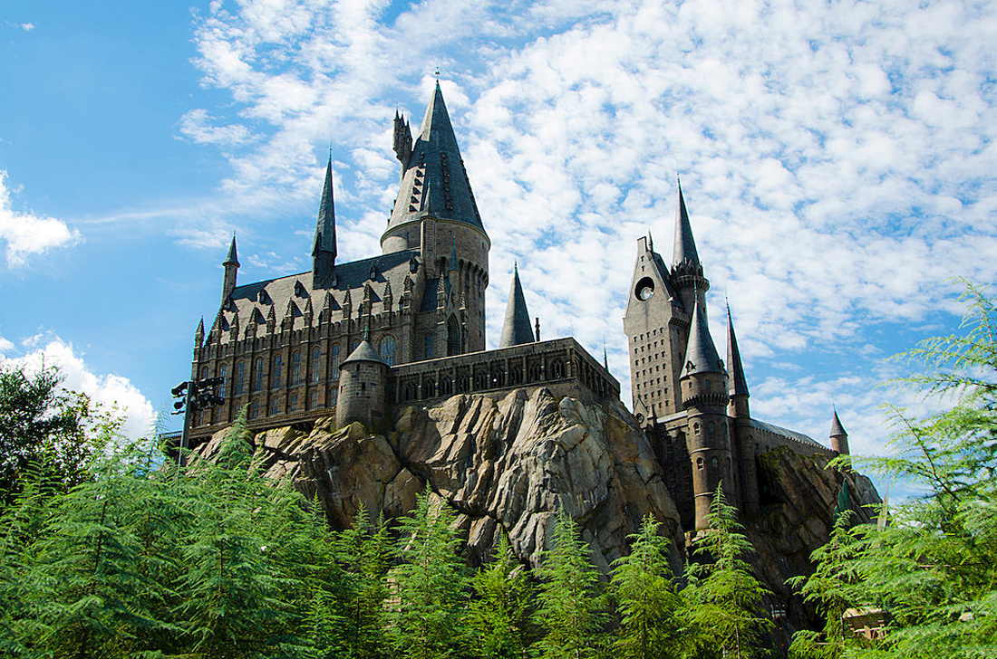 Harry Potter. Wizarding World of Harry Potter (Estados Unidos)
