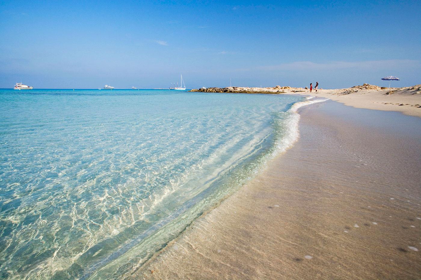 playa-ses-illetes-formentera. Playas de Ses illetes, Formentera - Lucía y el sexo
