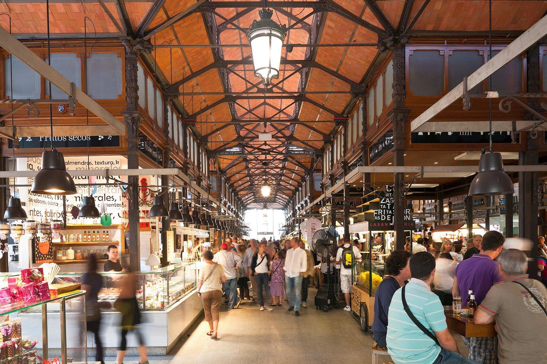 Qué Hay De Nuevo En El Mercado De San Miguel