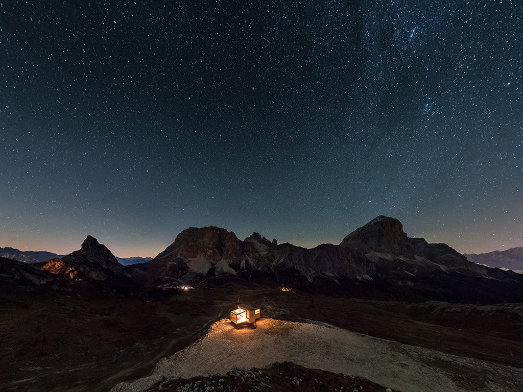 The Starlight Room Dolomites