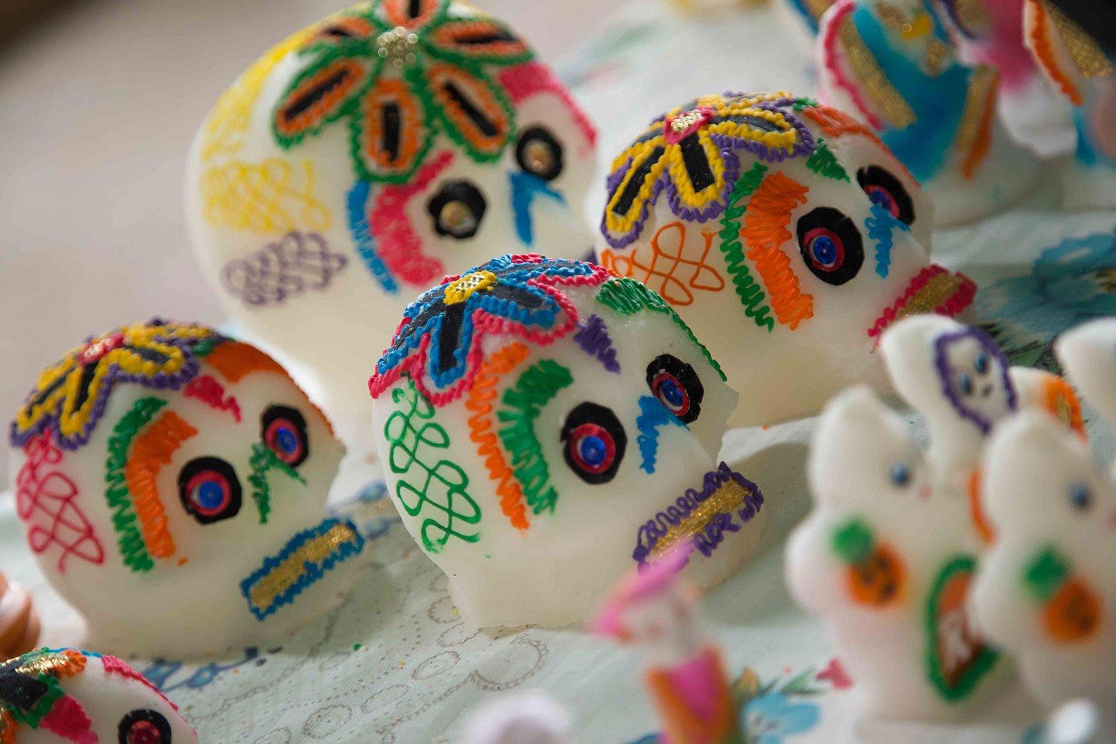 Tradiciones Mexicanas En El Día De Muertos
