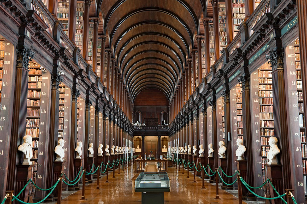 10 Bibliotecas Del Mundo Que No Puedes Perderte