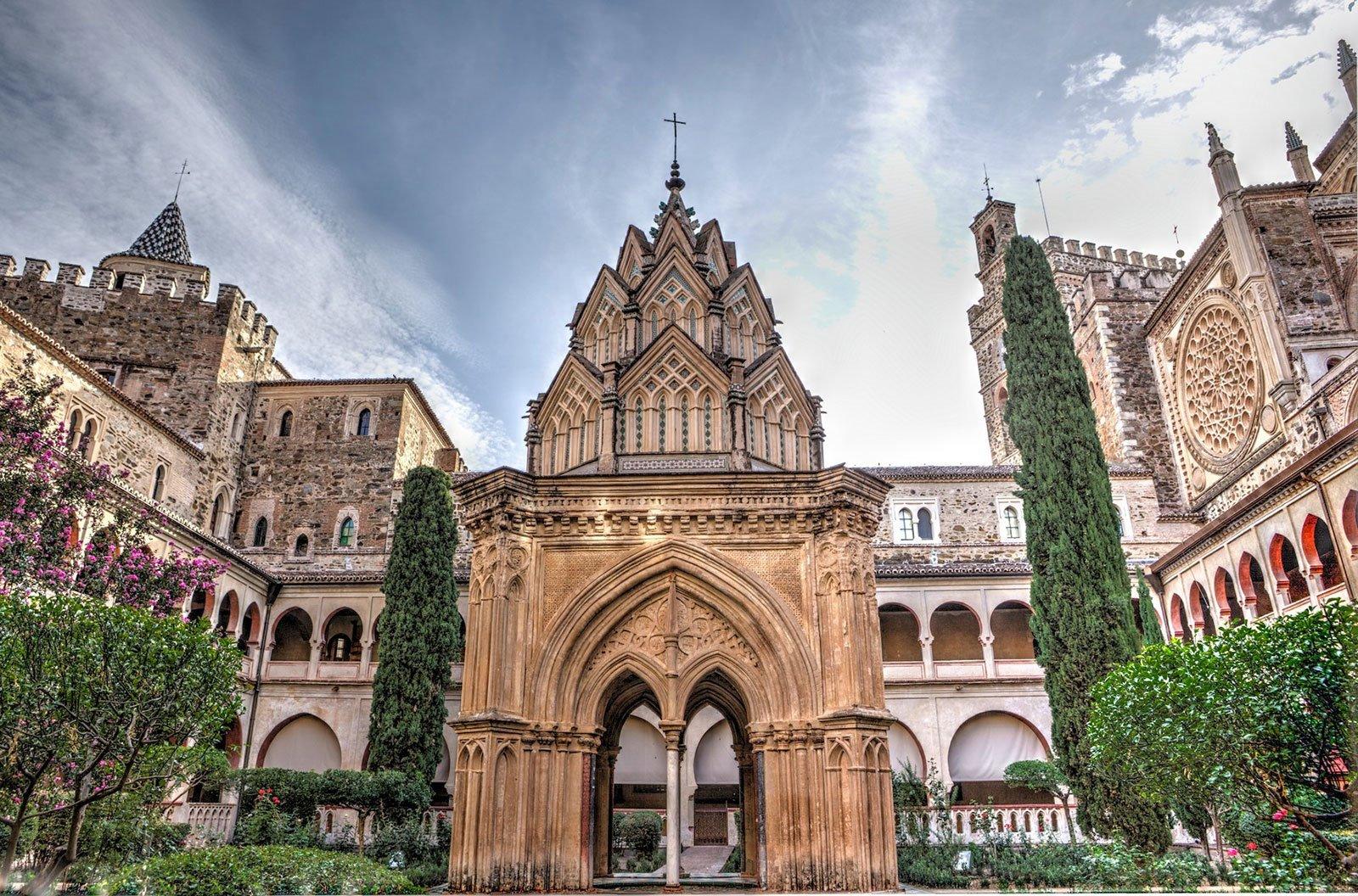Los sitios Patrimonio de la Humanidad de España