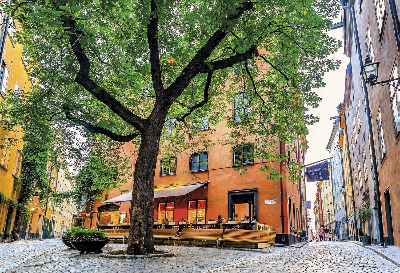 Estocolmo, la metrópolis del Báltico