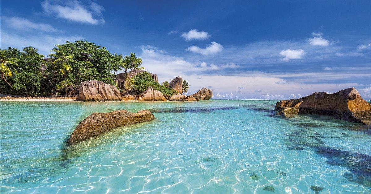 Seychelles El Oasis Verde Del Indico