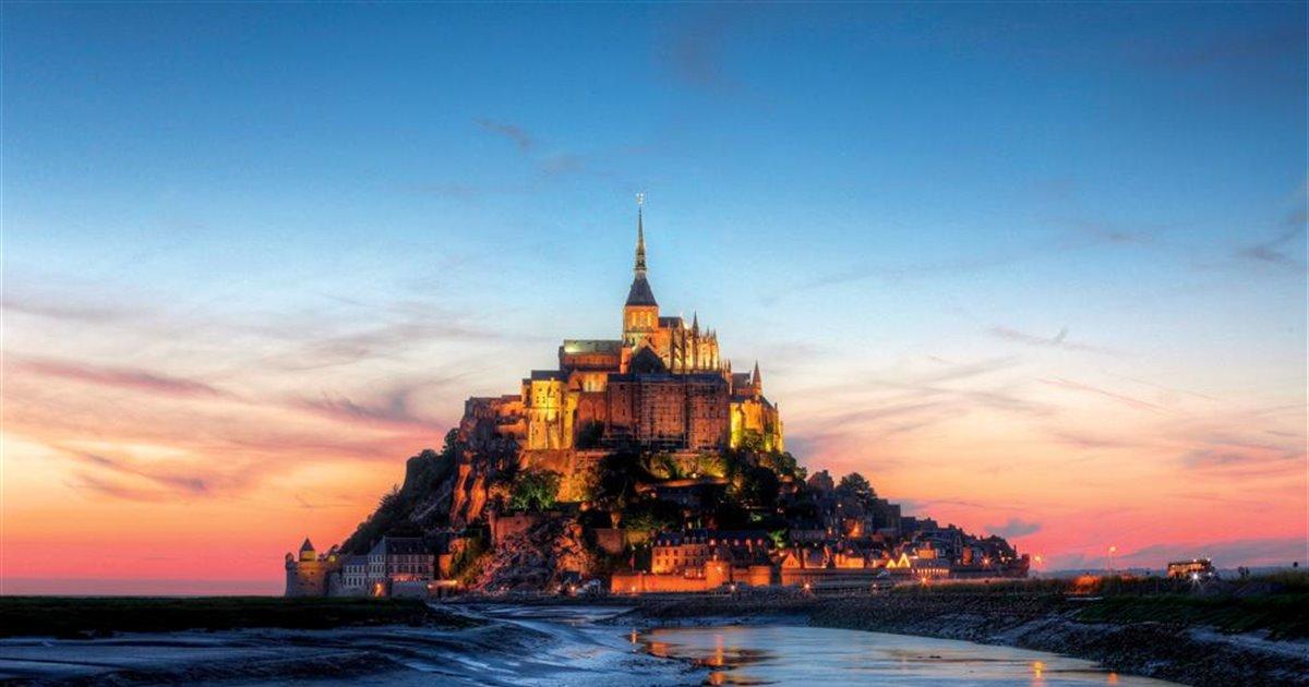 Ruta Por Normandía Y El Mont Saint Michel