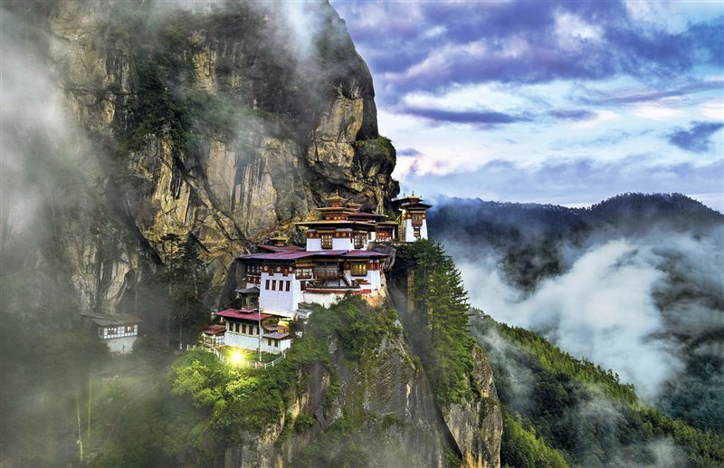 Timbu y otras maravillas de Bután