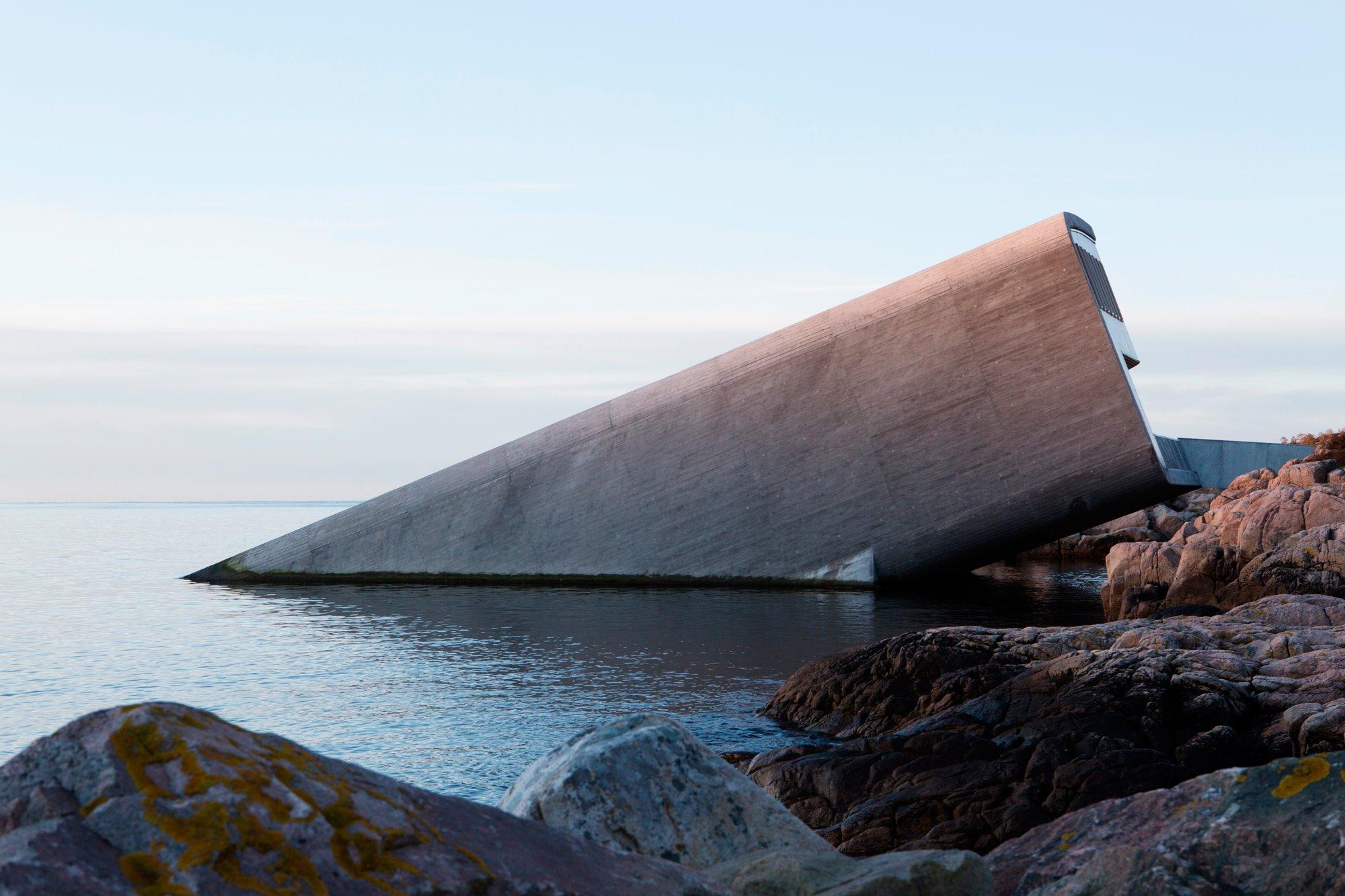Todo sobre Under, el primer restaurante submarino de Europa