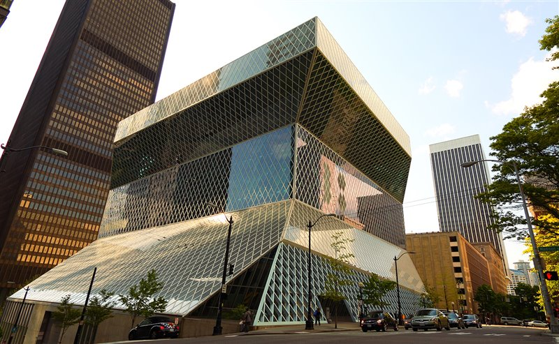 Seattle Central Library-cc-Andrew Smith