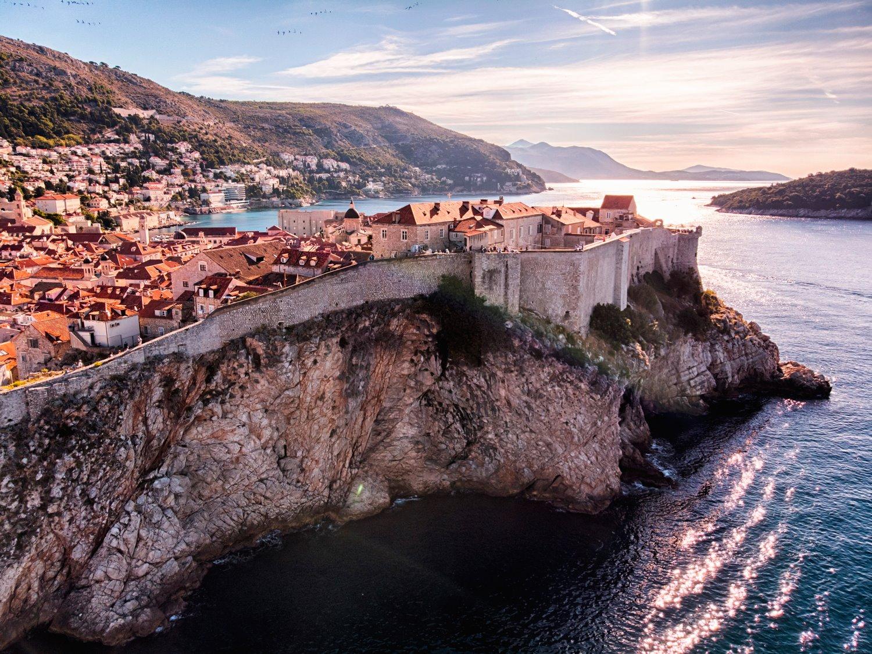 Dubrovnik. Dubrovnik, la capital de los Siete Reinos
