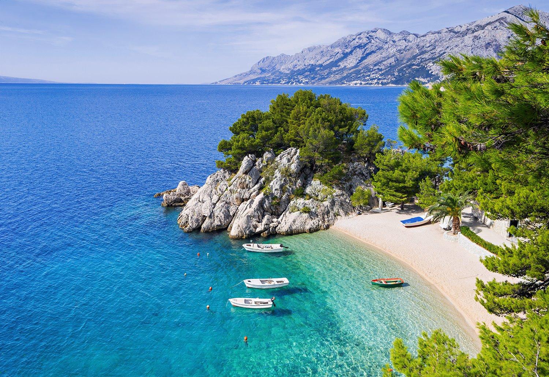 Makarska, un universo playero
