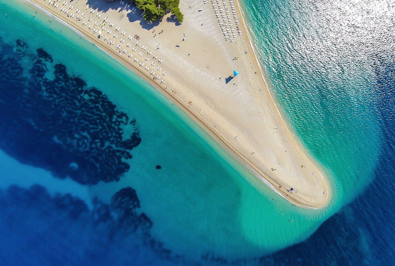 Zlatni Rat, la playa más famosa de Croacia