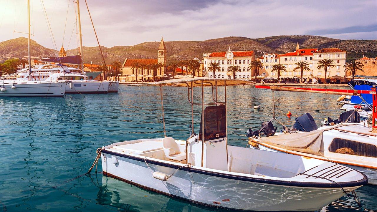 Croacia <br> a toda costa