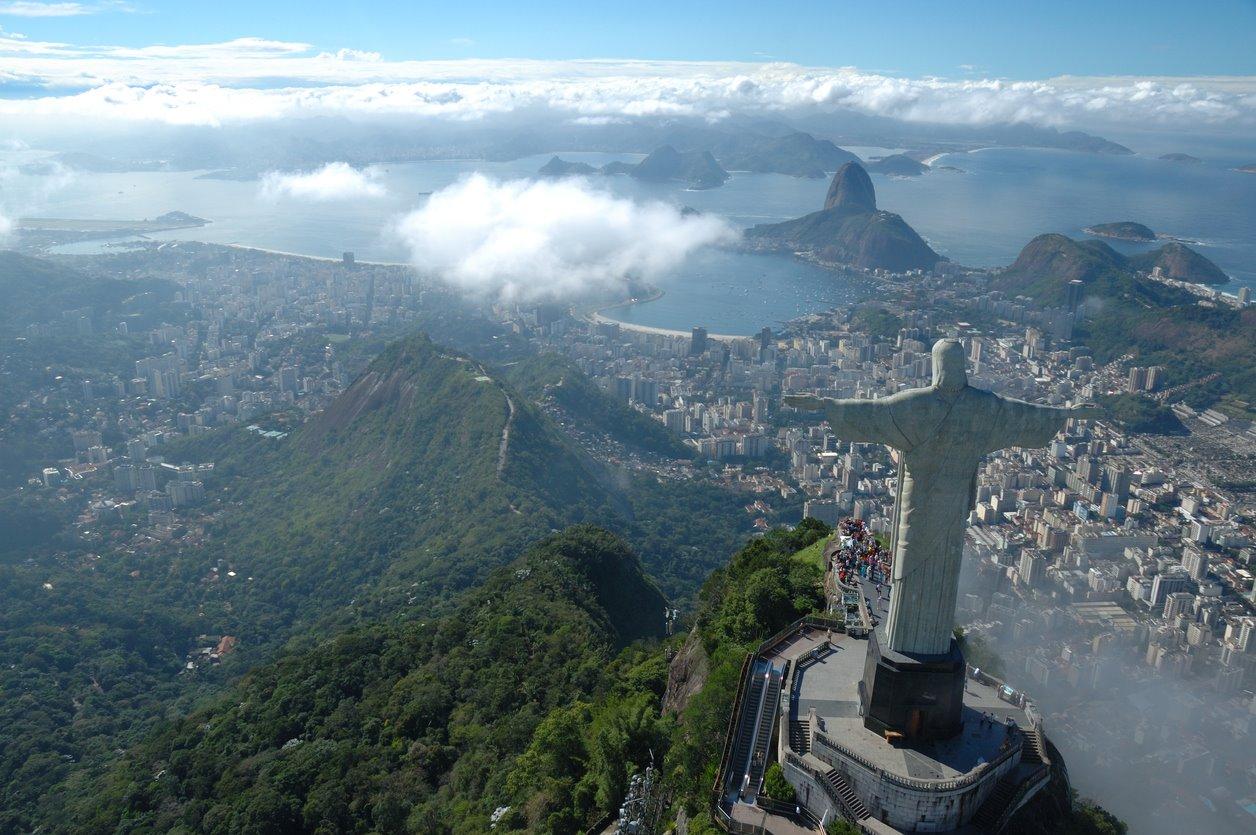 iStock-503117713. Cristo del Corcovado, Río de Janeiro