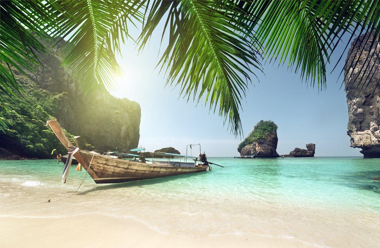 iStock-522579597. Isla Ko Phi Phi, Tailandia