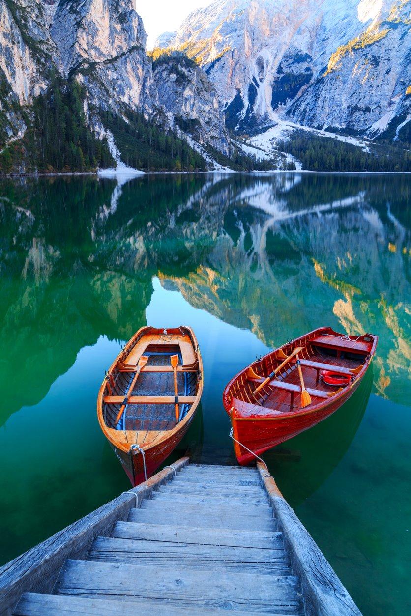 iStock-892397642. Lago di Braies
