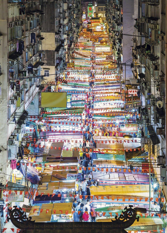 mercados-nocturnos-hong-kong. Hong Kong con nocturnidad y alevosía