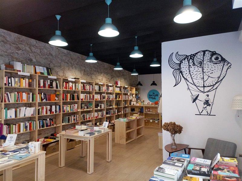 Librería La Inexplicable