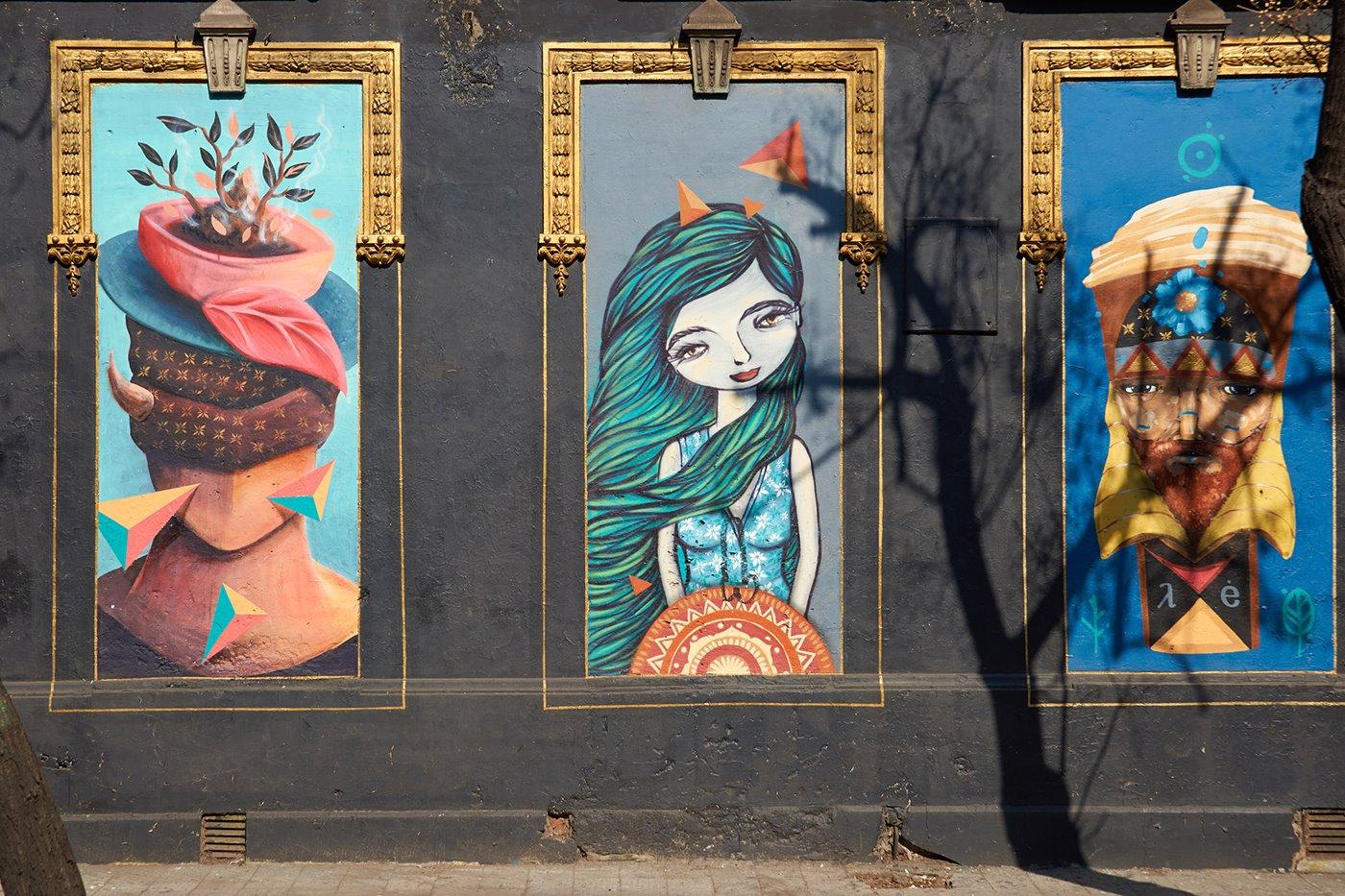 yungay,-chile---istock. Barrio Yungay y Brasil