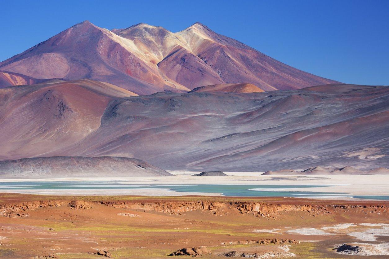 Desierto de Atacam. Desierto de Atacama