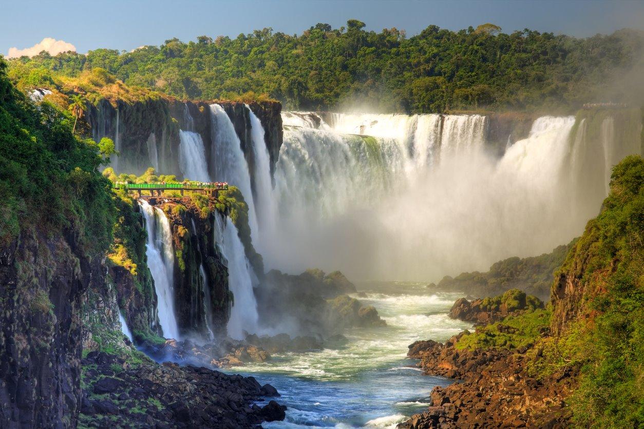 iStock-157475972. Cataratas de Iguazú