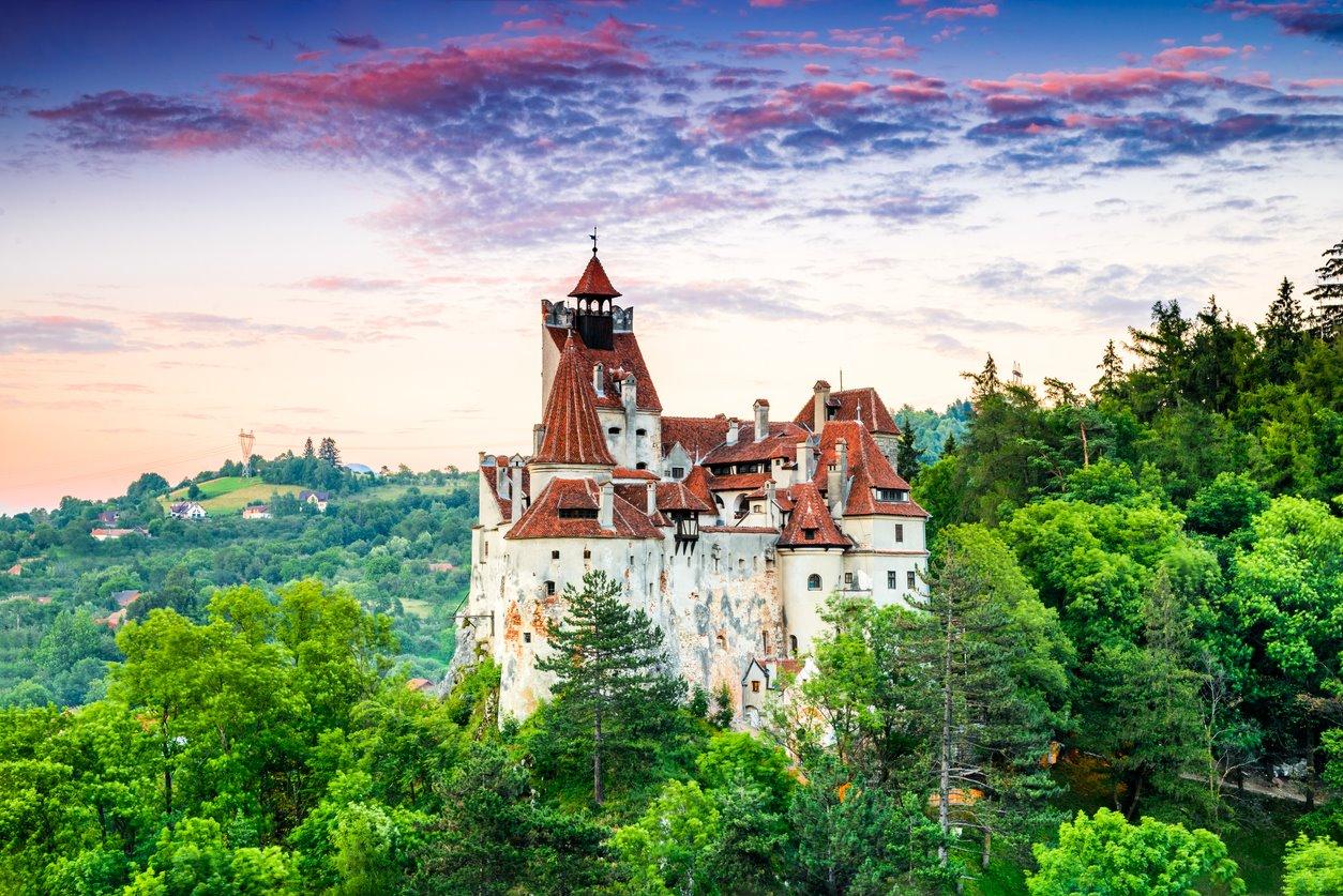 Drácula y Transilvania