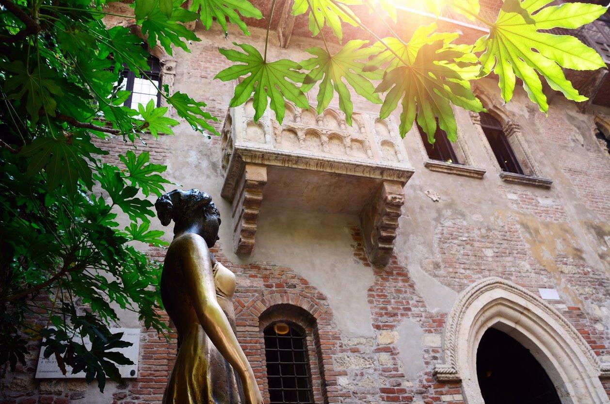 iStock-155009574. Romeo y Julieta en Verona